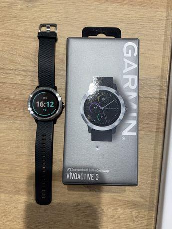 Zegarek Garmin vivoactive3 stan bardzo dobry