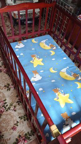 Ліжечко дитяче Geoby