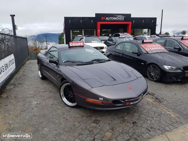 Pontiac  3.4 sfi v6 auto