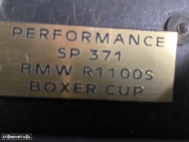 BMW R  1100S Boxer Cup