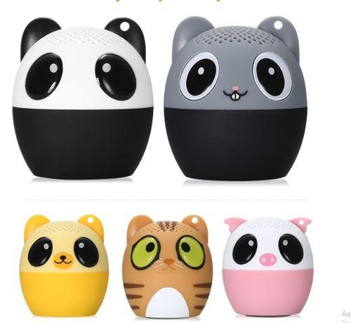 Mimi Animals Детская Портативная mini Bluetooth колонка