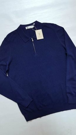 Mужской свитер Brunello Cucinelli, размер 52