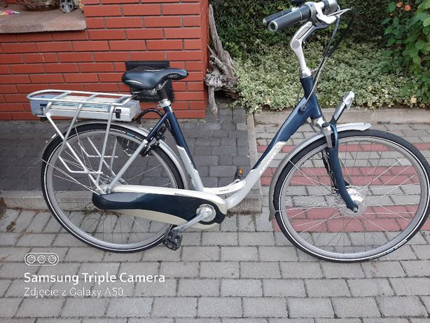 Rower holenderskie elektryczne