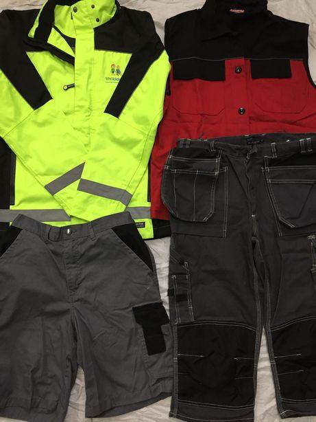 Секонд хенд оптом робочий одяг рабочая одежда