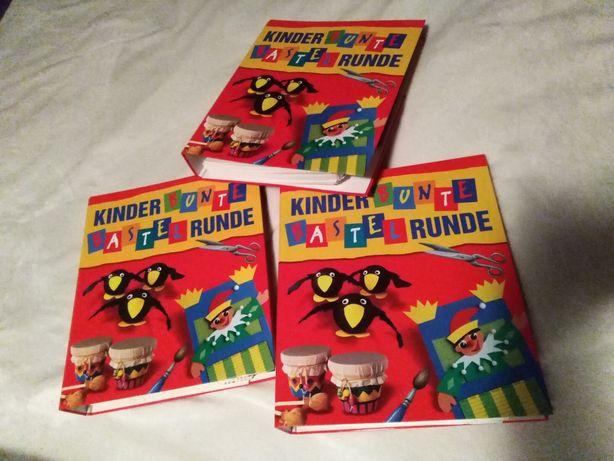 Pomysły na prace plastyczne Kinder Bunte Baste Runde
