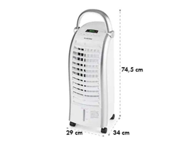 Klarstein max fresh wentylator schładzacz powietrza