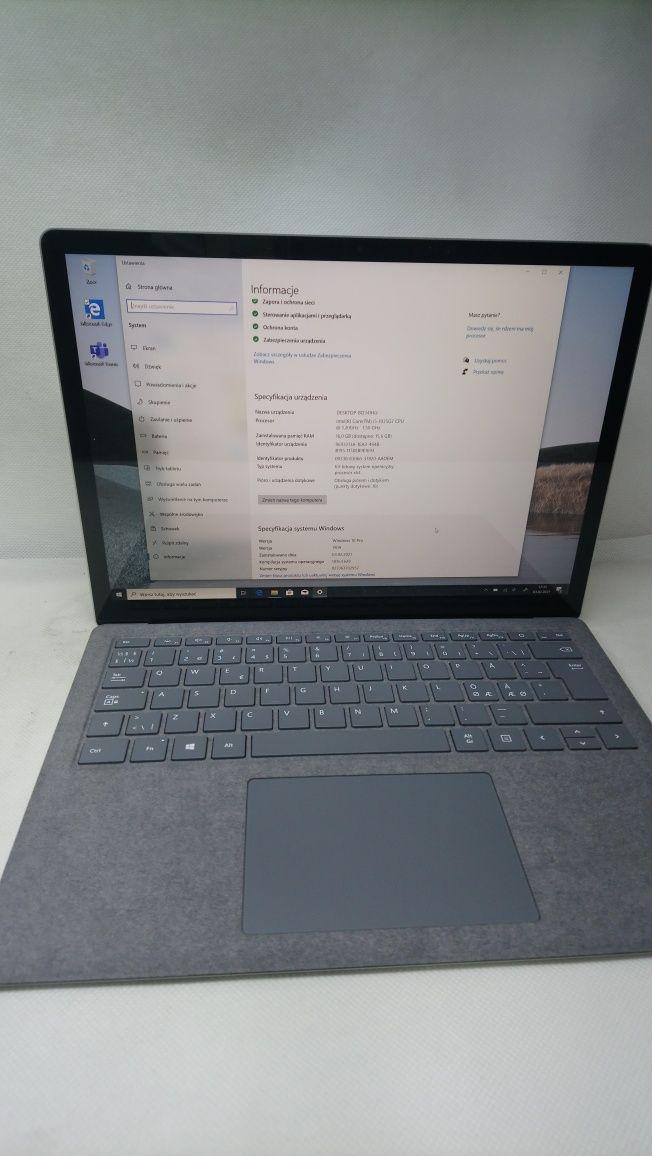 Laptop MICROSOFT Surface 3 i5-1035G7 16GB 256GB SSD W10