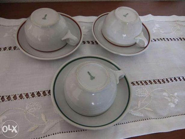 4 Chávenas de chá-SP Coimbra