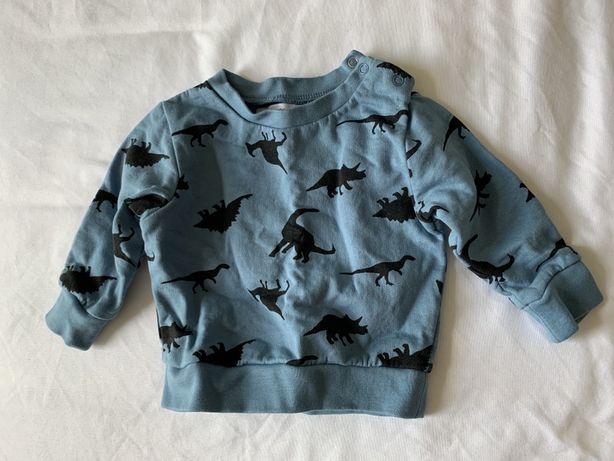 Ubranka bluzy niemowlęce chłopięce