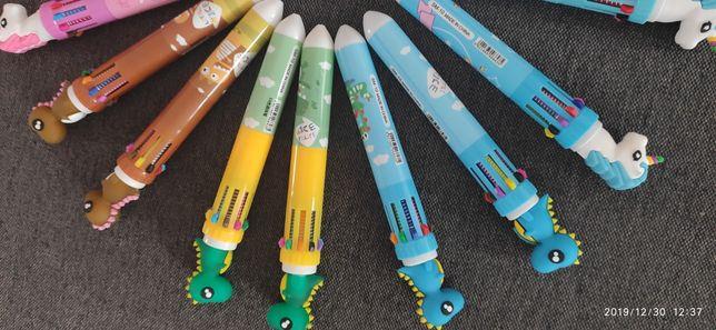 Długopis 10 kolorowy