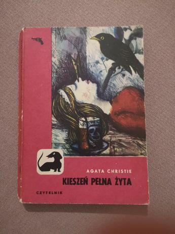 Kieszeń pełna żyta Agata Christie