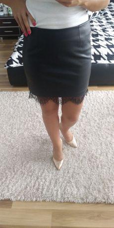 Spódnica czarna Mohito