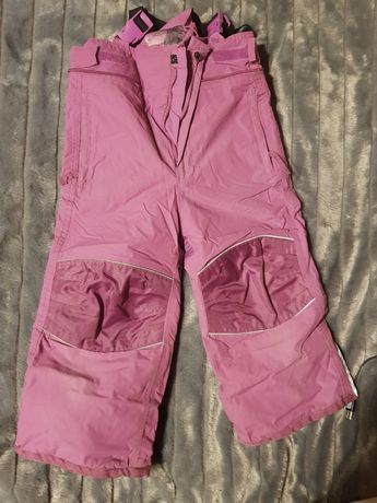 Spodnie zimowe kombinezon Tchibo 98-104