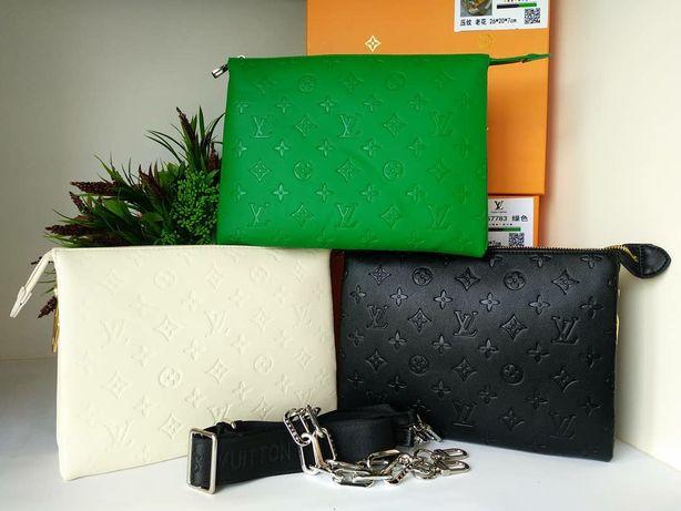 Сумка-клатч Louis Vuitton Coussin