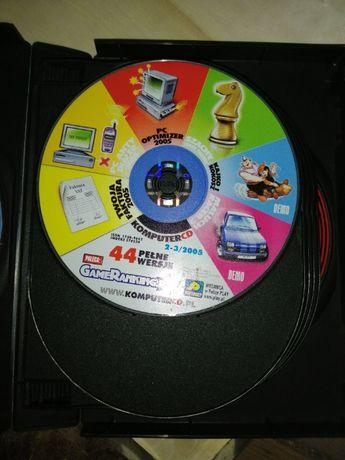 44 pełne wersje komputer 2-3/2005 cdr