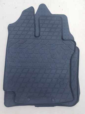 Резиновые ковры салона Toyota Venza 2008+ Тойота Венза новый комплект