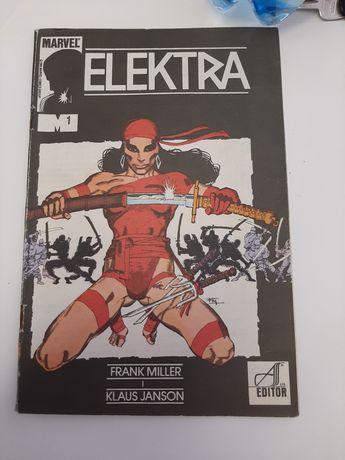 Komiks Elektra