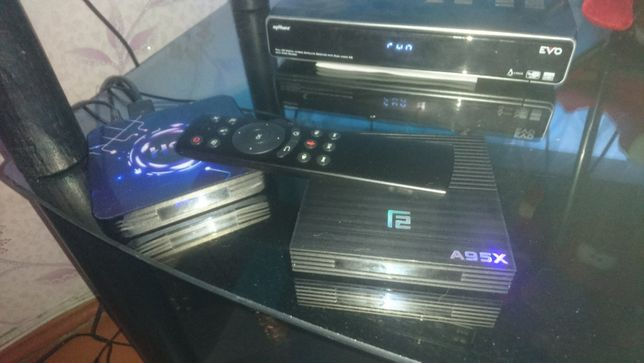 A95X F2 Android TV-Box - недорогая приставка и другие IPTV подписка