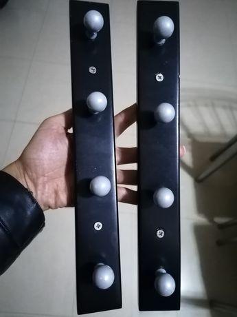 Cabide Ikea Flang 4 suportes