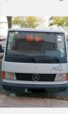 Autocaravana Carrinha Mercedes Benz Impecável