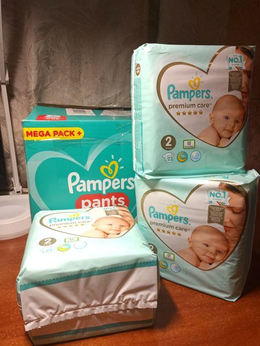 Подгузники Pampers Premium Care Размер 2 (4-8 кг) 23 шт Днепр - изображение 1
