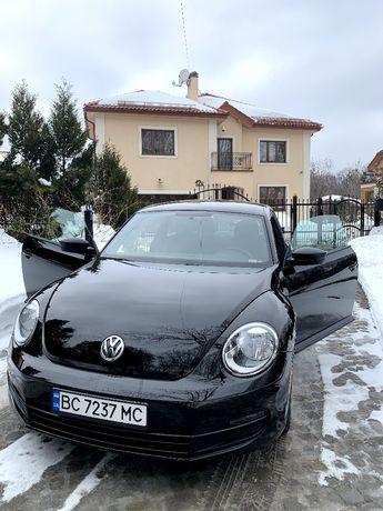 Volkswagen Beetle COUPE 2.5L 2012