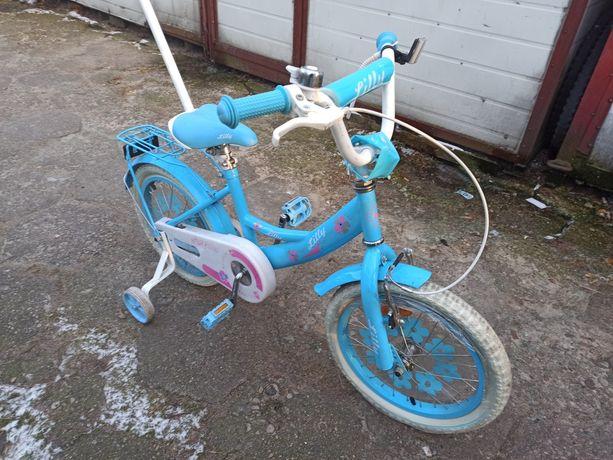 Rower, rowerek dziecięcy, koła 16 cali, nowy, okazja
