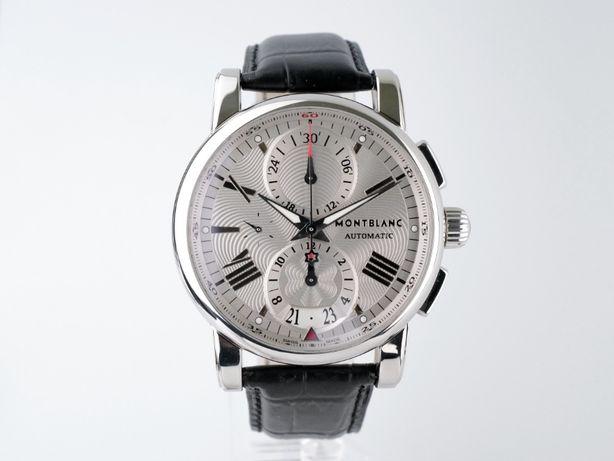 Мужские бу часы MontBlanc Star Automatic Chronograph 44 мм