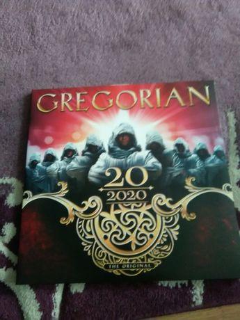 Płyta winylowa zespołu Gregorian