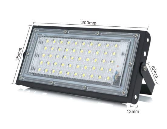 Lampa LED reflektor NOWY MOCNY [50W] jak 300W