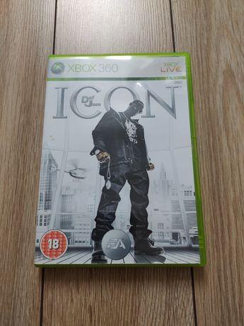 Xbox 360 gra Def Jam ICON