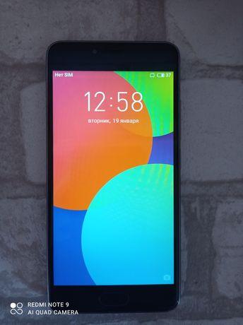 Телефон Meizu M3s ( полный комплект)