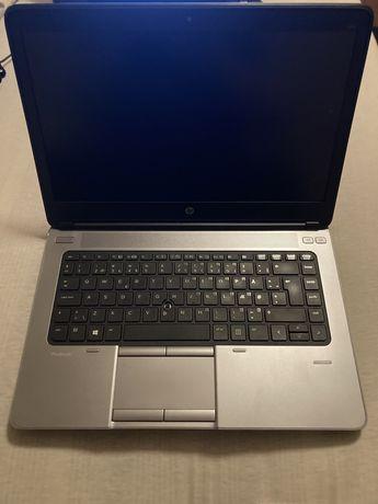 HP Probook 640 G1 8 GB RAM i5 120 GB Dysk SSD