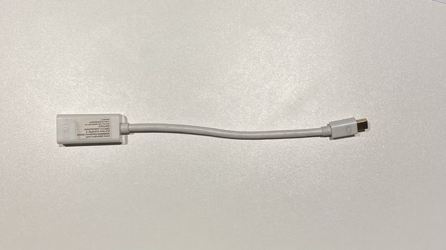 Адаптер DIGITUS thunderbolt Mini DisplayPort - HDMI 0.15м