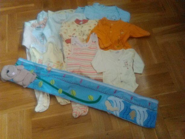 Wyprawka dla niemowlaka R. 56-62