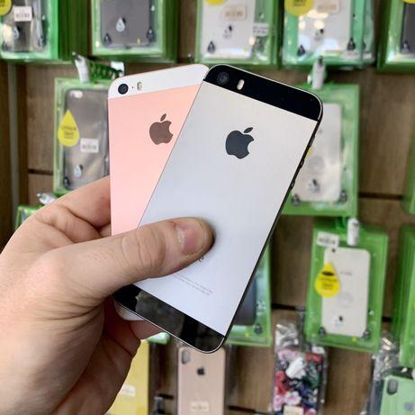 iPhone SE 16/32/64Gb Space Gray/Silver/Gold/Rose   Магазин   Гарантия
