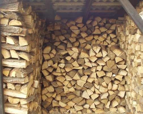 Drewno kominkowe sezonowane grube ładne pocięte i połupane !