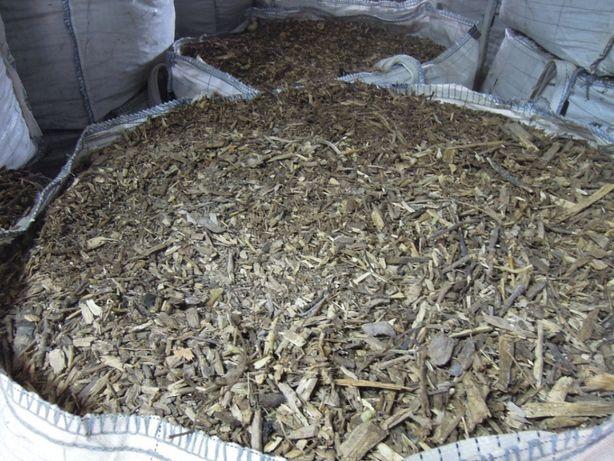 Zrębki opałowe suche 7-8%