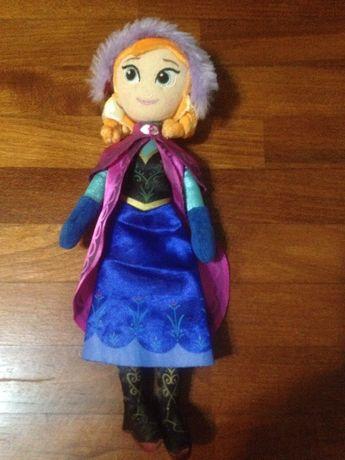 Кукла мягкая игрушка Дисней Анна