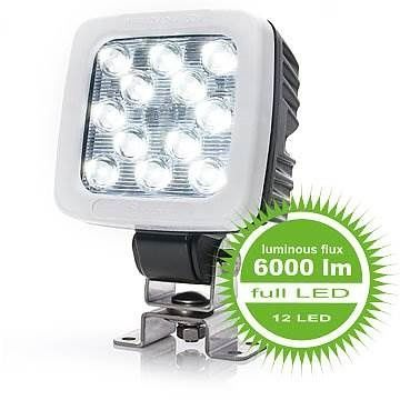 Lampa robocza 12led 6000lm