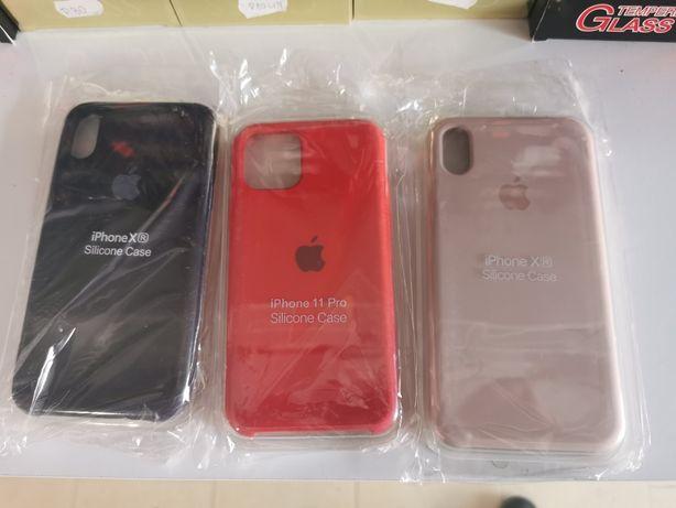 Oryginalne etui apple IPhone 7 8 X XR 6 11 Pro