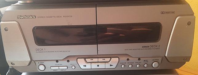 Magnetofon deck technics eh 750