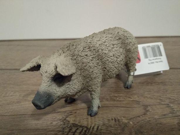 Nowa figurka - zabawka świnia