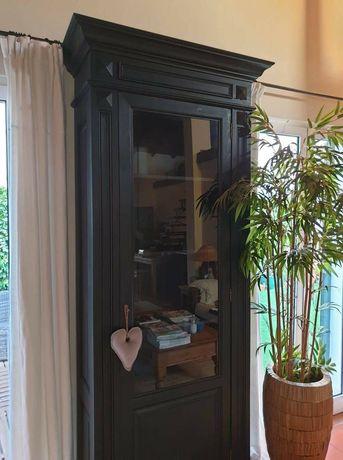 vitrine, estante, louceiro, livreiro, prateleiras, armario, rustico