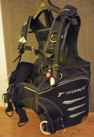 Jacket nurkowy BCD Scubapro T-Force