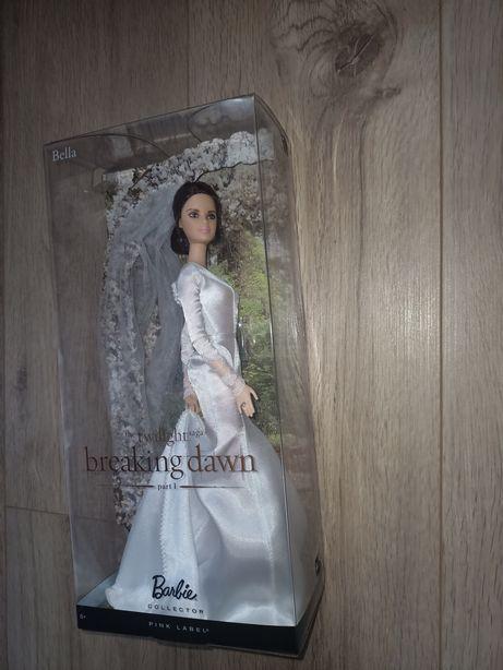 Barbie collector twilight breaking down wedding bella PINK LABEL NRFB