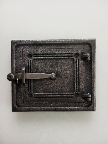 Drzwiczki żeliwne do wędzarni, pieca kaflowego kuchni solidne polskie