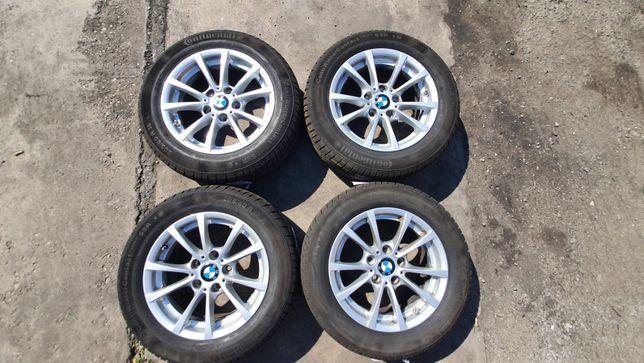 Koła do BMW seria 3 - alu felgi + opony zimowe
