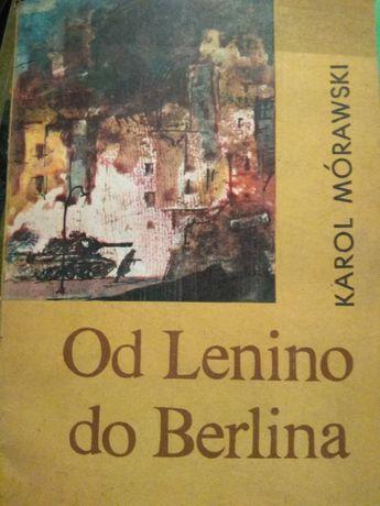 od LENINO do BERLINA Karol Mórawski