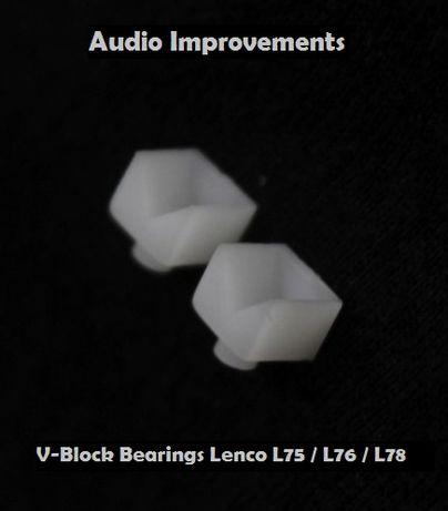 Lenco L75 L78 V-Blocks